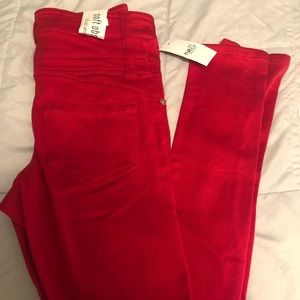 Rue 21 Red Pants